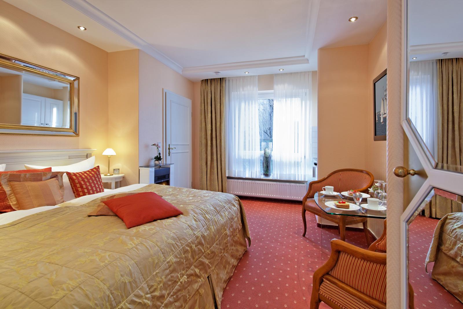 standard 1 zimmer apartment ostseehaus b nger. Black Bedroom Furniture Sets. Home Design Ideas