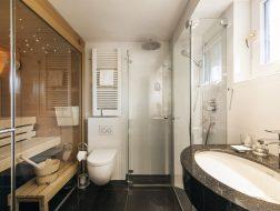 2,5 Zimmer Apartment am Strand mit Sauna