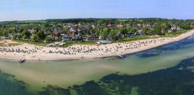 Der schönste Platz im Lande...Strande!