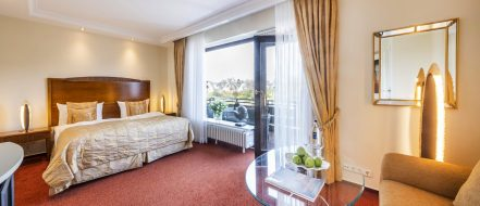 1,5-Zimmer Apartment mit Teilmeerblick im Winter