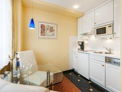 Exklusives Appartement  mit Gartenblick und Balkon